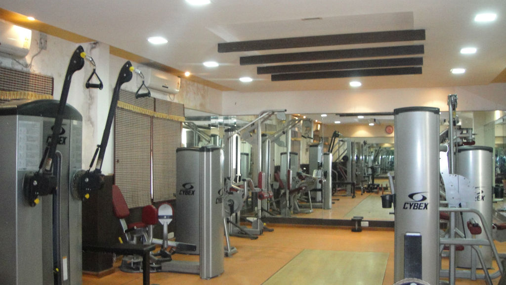 Indore residency club irc